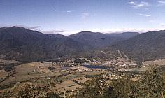 Mt Beauty - gateway to the Alpine region